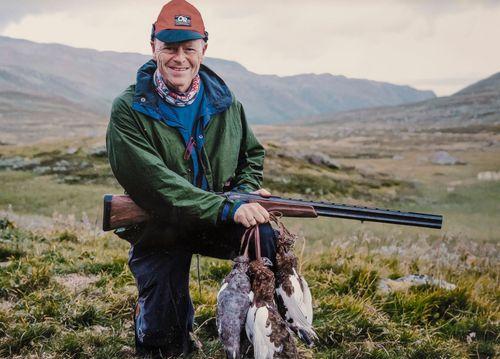 Annonsørinnhold: John Erik Sundby (65) ble livstruende skadet på rypejakt. Nå vil han takke nødetatene.