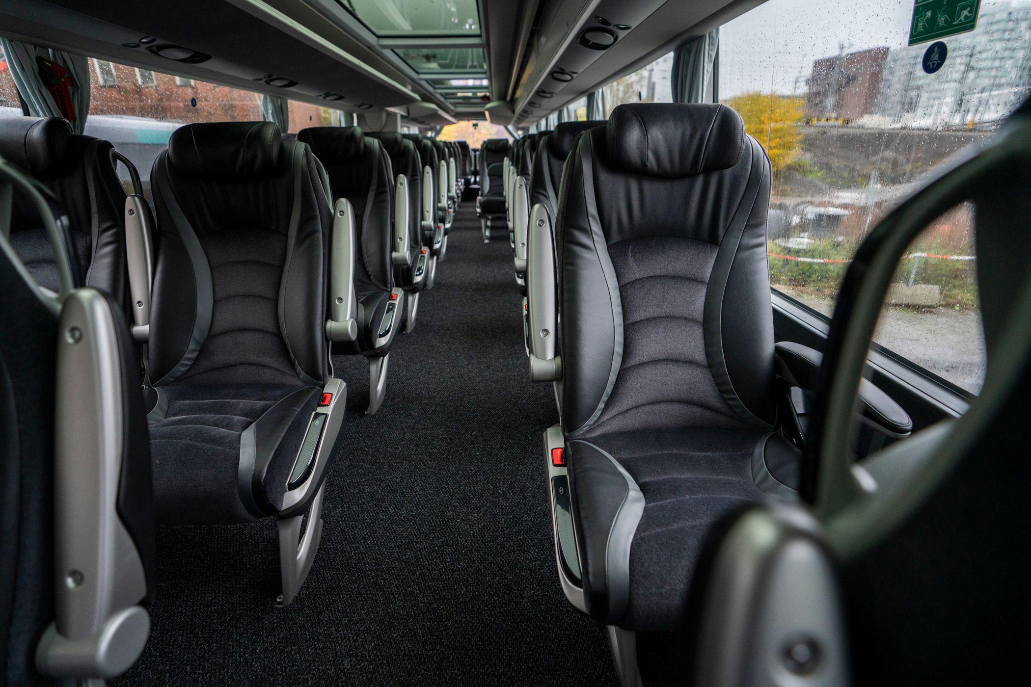 Buss til gøteborg