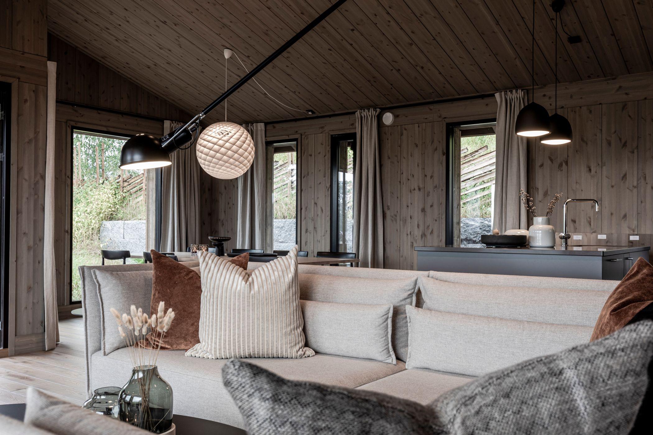De 10 beste bildene for stue | Stue, Lamper, Husdesign