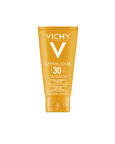 Vichy Capital Soleil solkrem dry touch SPF30 50ml.png