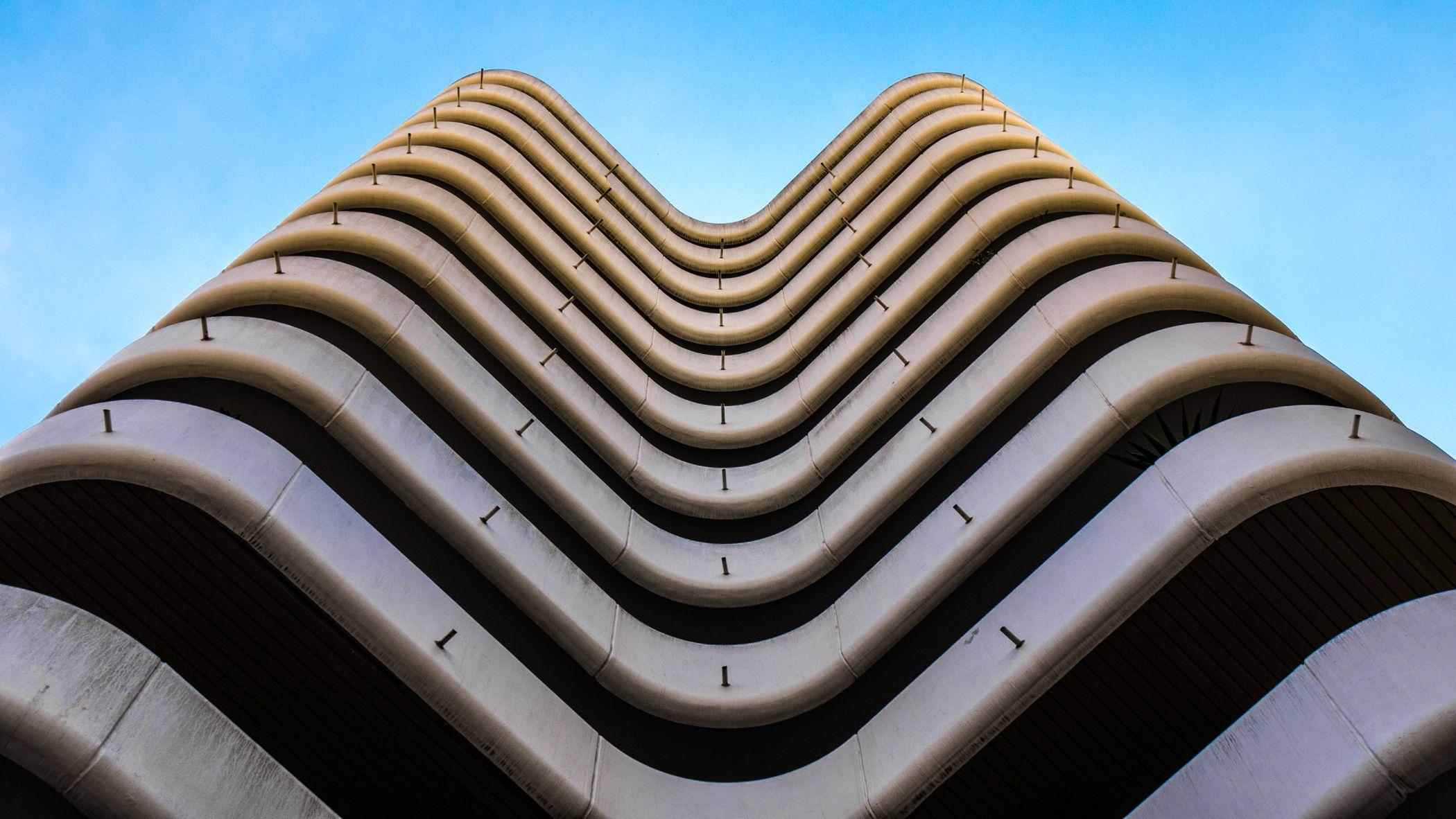 Building, Sky, Rectangle
