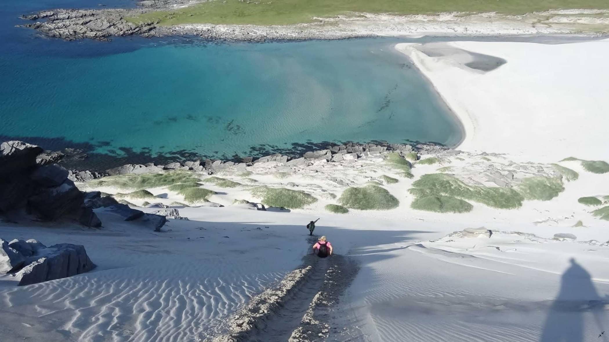 Sandfjellet pa Srya - Akkarfjord. Kreditering Per-Jonny Rehnlund.jpg